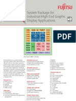 G11 Factsheet Emerald-L / System Package for Industrial High End Graphic Display Applications