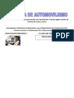 academia de automovilismo Guatemala