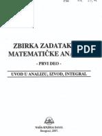 Ljasko - Zbirka Zadataka Iz Matematicke Analize 1