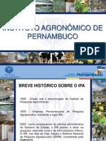 Apresentação - IPA - Extensão Rural