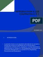 Intro a Contratos EPCM