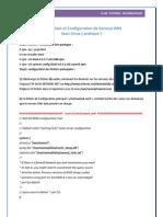 Installation Et Configuration de Serveur DNS Sous Linux ( Pratique )