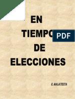 En Tiempo de Elecciones