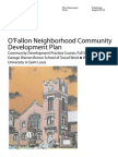 OFallon Community Development Plan 2012