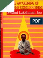 The Awakening of Supreme Conscious - Lectures of Swami Lakshman Joo - Janaki Nath Kaul Kamal