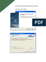 Manual de Instalacion y Uso Del Km Net for Accounting