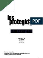 Los Protegidos 3x01
