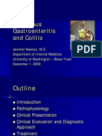 Gastroenteritis and Colitis