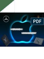 Brand Management Apple