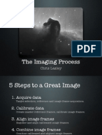 Imaging Process Steps