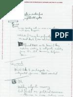 Handwritten Bilderberg 1966
