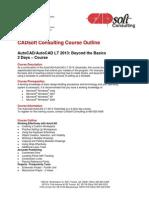 AutoCAD&LT 2013 Beyond the Basics