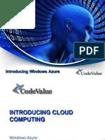 Introducing Windows Azure