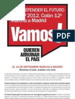 15S-Marcha de la Universidad Pública