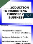 1 Marketing Intro
