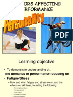 1.Personality PowerPoint Lesson GCSE PE