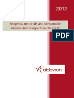 iAuditor Sample Report