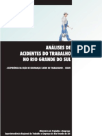 Livro Analise Acidentes Fatais