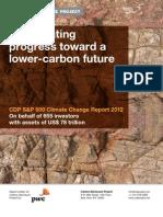 CDP-Global 500 -2012
