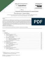 2006 Reverchon (Supercritical Fluid Extraction and Fractionation Ofnatural Matter)