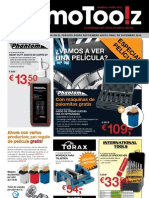 Promocion Van Ommen 2012