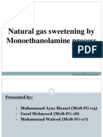 Natural Gas Sweetening 2801353
