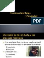 Cap. 5 Personas, Procesos Mentales y Sociedad