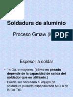 Soldadura de Aluminio