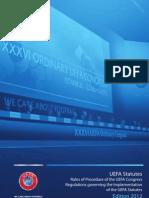UEFA Statute 2012