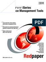 iSeries Performaqnce Management Tools