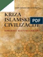 Kriza islamske civilizacije, korijeni u kulturi i odgoju - Abdulhamid Ahmed Ebu Sulejman