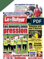 LE BUTEUR PDF du 13//09/2012