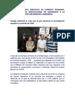 TRABAJADORES DEL INSTITUTO DE FOMENTO PESQUERO, OCUPAN EDIFICIO INSTITUCIONAL EN VALPARAÍSO A LA ESPERA DE REUNIÓN CON MINISTRO LONGUEIRA.