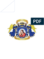 Queen of Angels Foundation Coat of Arms and Heraldic Crest