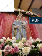 Queen of Angels Foundation Processional Statue of Our Lady of the Angels