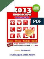 Horoscopo 2013 Gratis