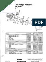 QD Parts List