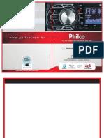 Manual Philco PCA 240T