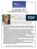Blanca Maldonado Gorman