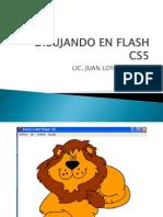 Dibujando en Flash Cs5