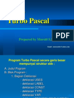 Belajar Pascal