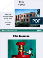 Fike Impulse Operator