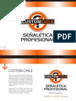 Custom Chile Ejecutiva
