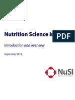 Tim Ferriss - NuSI Overview