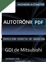 GDI - Mitsubishi