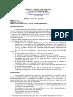PLAN DE BIOLOGIA 3º 2º- PROFESORA SORIA VANESA