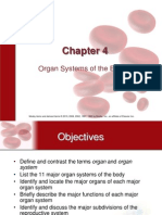Chapter 004 organ systems