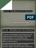 Rocas Hipabisales