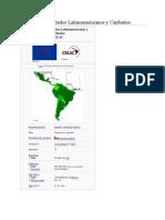 Comunidad de Estados Latinoamericanos y Caribeños