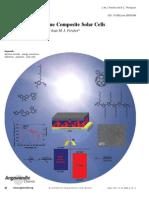 Polymer–Fullerene Composite Solar Cells